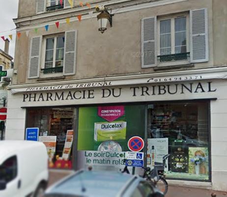 Pharmacie Du Tribunal à étampes 91150